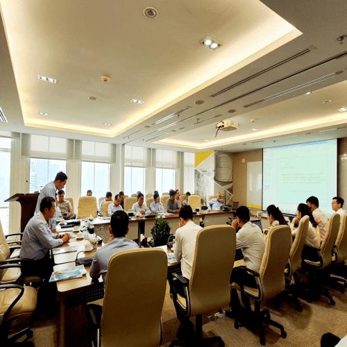 ATC tổ chức khóa tập huấn phổ biến các quy định về an toàn công trình dầu khí trên đất liền