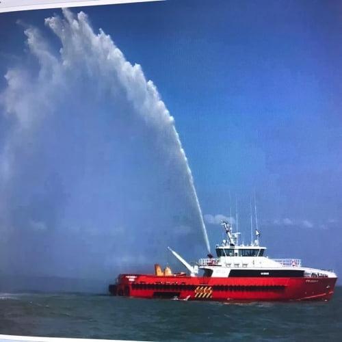 Cung cấp nhân lực thi công đóng mới tàu nhôm - Aluminum boats