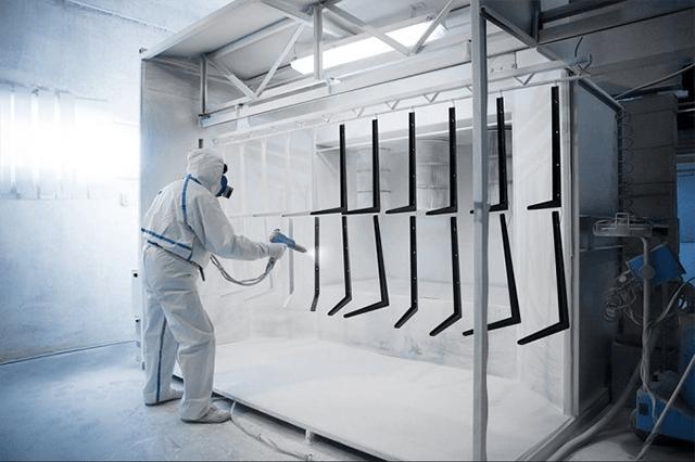 Yêu cầu an toàn phòng phun sơn