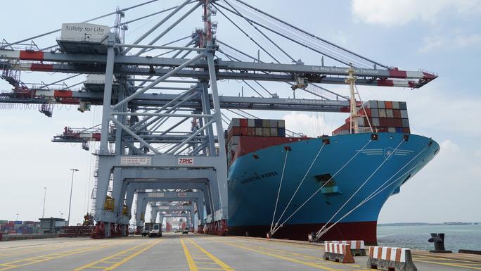 Vì sao Bà Rịa-Vũng Tàu đề nghị tiếp tục giảm phí, lệ phí cho tàu vào Cái Mép - Thị Vải?